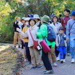 秋の自然観察会